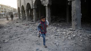 Η Δαμασκός συμφώνησε σε κατάπαυση του πυρός στην ανατολική Γούτα