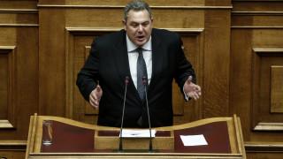 Μήνυση κατά του Πάνου Καμμένου κατέθεσε ο σύμβουλος επιχειρήσεων Γ. Πατεράκης