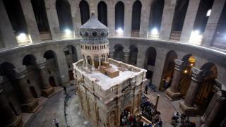 Οι επιστήμονες του ΕΜΠ απέδειξαν την αυθεντικότητα του Tάφου του Ιησού