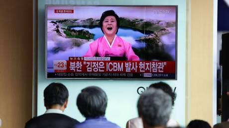 Βόρεια Κορέα: Η πυραυλική δοκιμή μας ανέδειξε σε νέα πυρηνική δύναμη