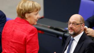 Η Μέρκελ είναι αδύναμη, λέει ο αντιπρόεδρος των Σοσιαλδημοκρατών