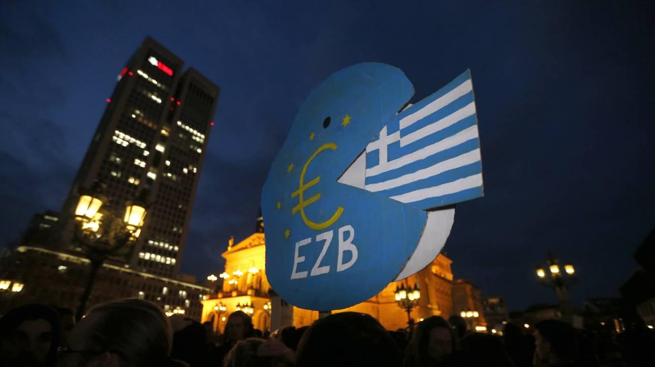 Έρευνα της ΕΚΤ: Αποκομμένες από το δανεισμό οι ελληνικές μικρομεσαίες επιχειρήσεις