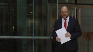 Σουλτς: Η Ευρώπη χρειάζεται έναν κοινό υπουργό Οικονομικών