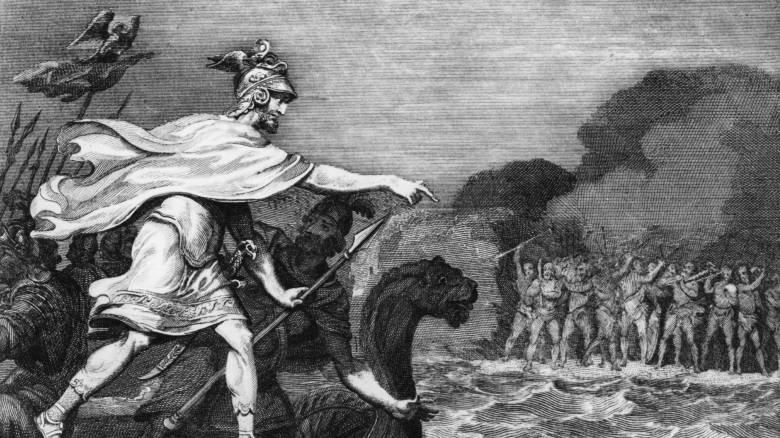 Οι αρχαιολόγοι απέδειξαν πως ο Ιούλιος Καίσαρας εισέβαλε στη Βρετανία το 55 π.Χ.