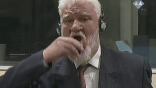 Πέθανε ο Πράλγιακ που ήπιε το δηλητήριο στο δικαστήριο της Χάγης