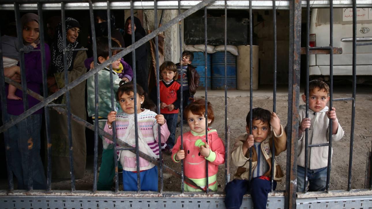 Συρία:Αντιμέτωπη με τη χειρότερη κρίση παιδικού υποσιτισμού από το 2011 η ανατολική Γούτα