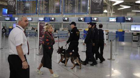 Έλληνες αστυνομικοί σε γερμανικά αεροδρόμια από σήμερα
