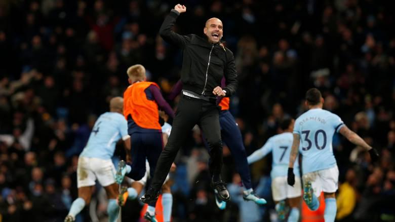 Premier League: Νίκη στις καθυστερήσεις για τη Σίτυ