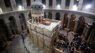Τ. Μοροπούλου: Κατασκευή της εποχής του Μ. Κωνσταντίνου ο Πανάγιος Τάφος