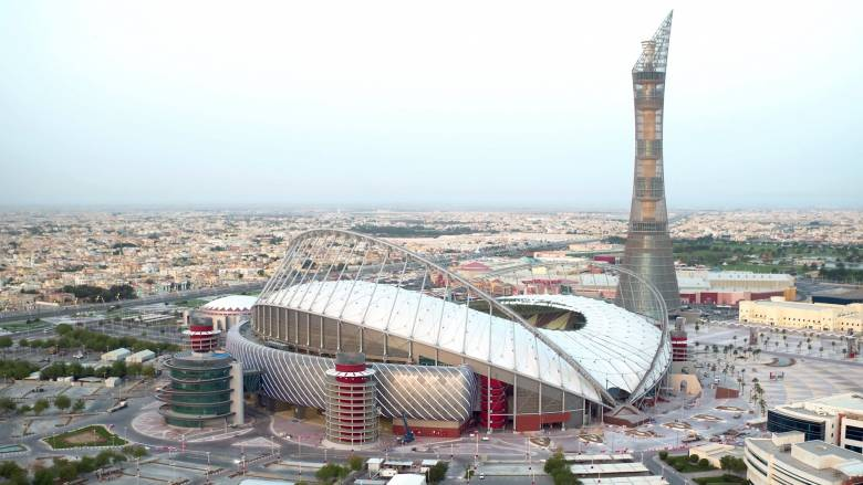 Συναρμολογούμενο γήπεδο ποδοσφαίρου φτιάχνει το Κατάρ για το Μουντιάλ