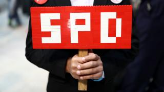Κατά του μεγάλου συνασπισμού τάσσεται η νεολαία του SPD