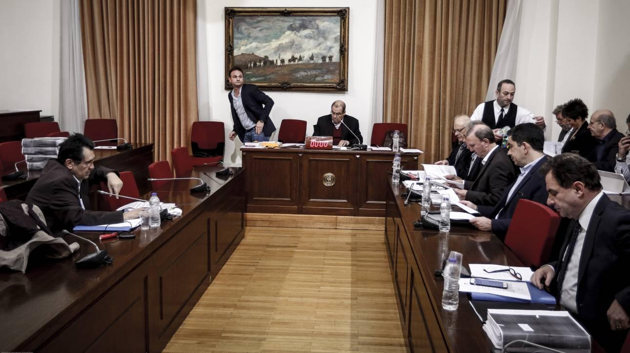 Νέα κόντρα ΣΥΡΙΖΑ - ΝΔ στην εξεταστική επιτροπή για την υγεία
