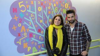 Ομάδα Προσφοράς ΟΠΑΠ: Συνατσάκη και Μαραντίνης για το νέο πρόσωπο των δύο παιδιατρικών νοσοκομείων