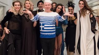 Jean Paul Gaultier: αποθεώνει την Ελλάδα στο Μουσείο Μπενάκη