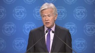 ΔΝΤ: «Χωρίς ελάφρυνση χρέους δεν προχωρούμε σε αξιολόγηση»