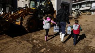 Κατάλληλο για κατανάλωση κρίθηκε το νερό του δικτύου της Μάνδρας