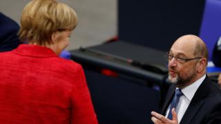Τα θέματα που μπορεί να αποτελέσουν «αγκάθια» στις συζητήσεις Μέρκελ-Σουλτς