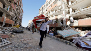 Νέα ισχυρή σεισμική δόνηση στο Ιράν