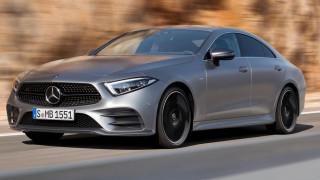 Αυτοκίνητο: Η νέα Mercedes CLS είναι ακόμα πιο κομψή και δυναμική