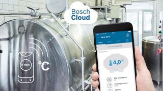 Σύστημα ελέγχου γάλακτος για κτηνοτρόφους: Bosch Deepfield Connect για διασφάλιση ποιότητας