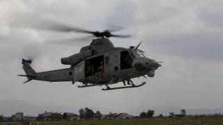Συριακό ελικόπτερο φέρεται να καταρρίφθηκε από τους αντάρτες