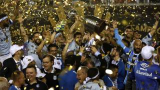 Copa Libertadores: Γιορτή στο Πόρτο Αλέγκρε για τη Γκρέμιο (vids)