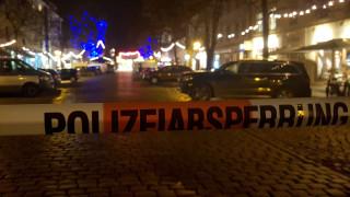 Γερμανία: Εκρηκτικά περιείχε πακέτο που βρέθηκε κοντά σε χριστουγεννιάτικη αγορά