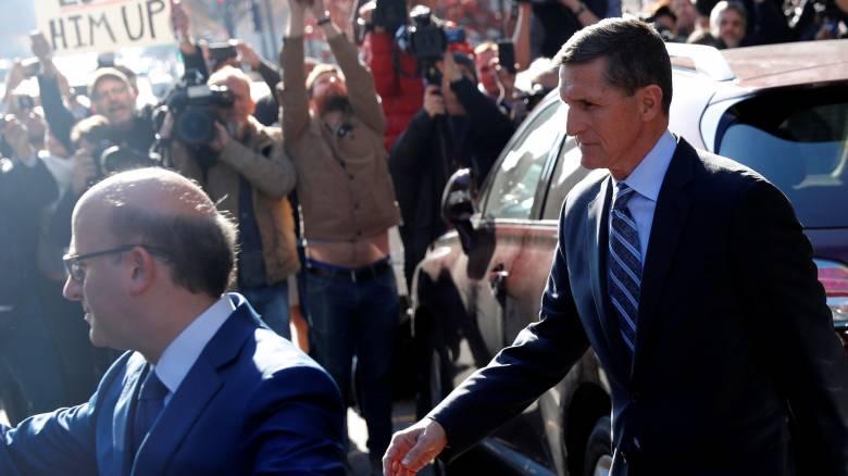 Ένοχος για ψευδή κατάθεση στο FBI ο Μάικλ Φλιν