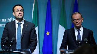Τουσκ: Το κλειδί για το μέλλον της Βρετανία βρίσκεται στο Δουβλίνο