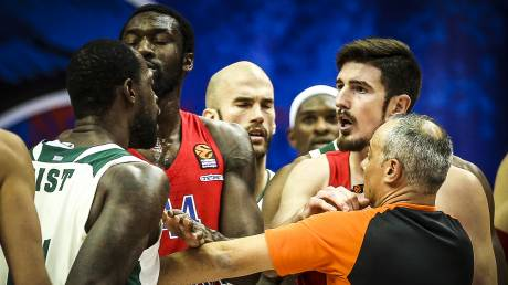 EuroLeague: Γκιστ και Ντε Κολό οι MVP της 10ης αγωνιστικής (vids)