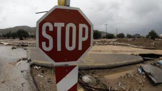 Κακοκαιρία: «Βούλιαξαν» Κέρκυρα, Παξοί, Αιτωλοακαρνανία και Ήπειρος