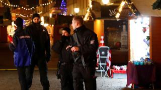 Γερμανία: Κροτίδα περιείχε τελικά το πακέτο που βρέθηκε κοντά σε χριστουγεννιάτικη αγορά