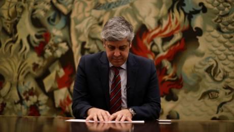 Μάριο Σεντένο, ο «Ρονάλντο» του Eurogroup
