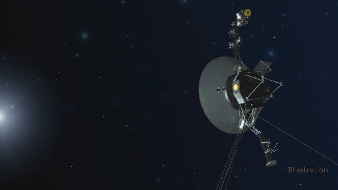 Voyager 1: Βάζει μπρος τις μηχανές του ξανά, 37 χρόνια μετά