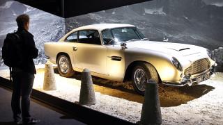 Στο… σφυρί η θρυλική Aston Martin DB5 του Τζέιμς Μποντ