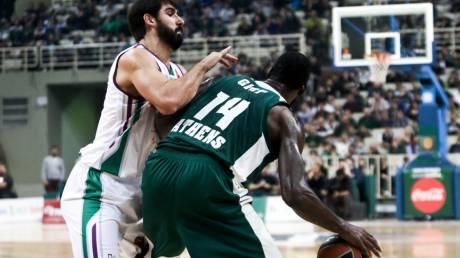 EuroLeague: Και στο Top-10 της 10ης αγωνιστικής ο Τζέιμς Γκιστ (vid)