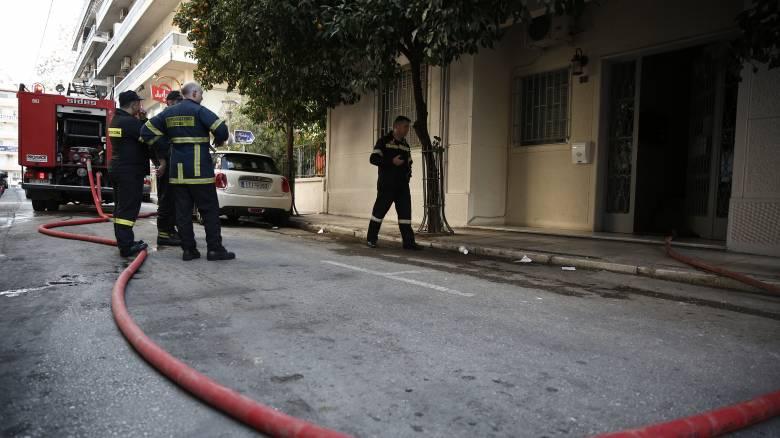 Νεκρός από φωτιά εντοπίστηκε άνδρας στη Νέα Φιλαδέλφεια