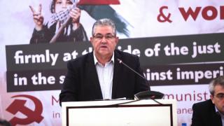 Κουτσούμπας: Στόχος της κυβέρνησης να παγιδεύσει το λαό