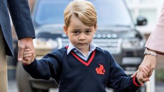 Το δώρο που ζήτησε ο πρίγκιπας Τζορτζ από τον Άγιο Βασίλη