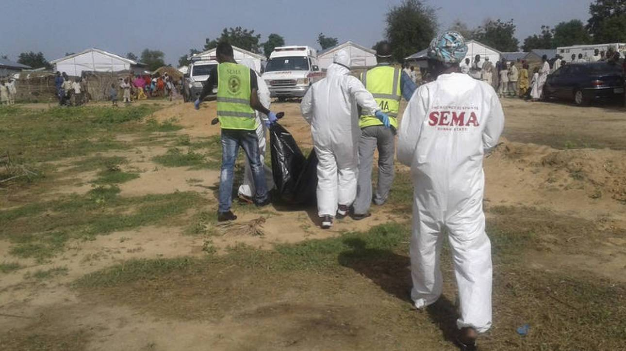 Νιγηρία: Γυναίκες καμικάζι σκόρπισαν τον θάνατο