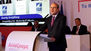 Χατζηδάκης: Ο ΣΥΡΙΖΑ με είχε «τηγανίσει» για τους πλειστηριασμούς