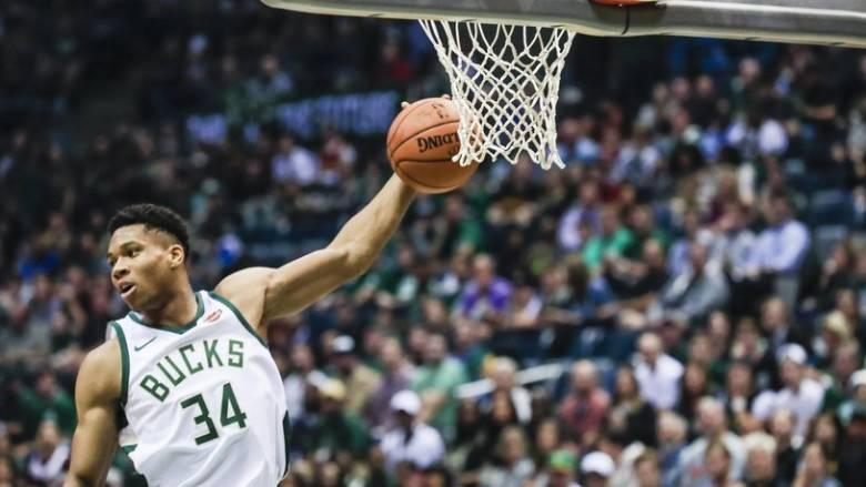 NBA: 30άρα ο Αντετοκούνμπο και νίκη οι Μπακς επί του Σακραμέντο (vid)