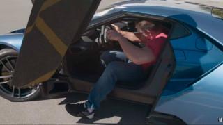 Αυτοκίνητο:Γιατί η Ford μήνυσε ιδιοκτήτη του hyper sport μοντέλου της, ζητώντας 500.000 δολάρια;