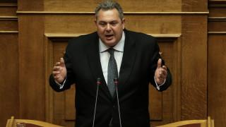 Καμμένος: Σε πολιτικό βραχίονα μιας συμμορίας έχει μετατρέψει τη ΝΔ ο κ. Μητσοτάκης