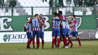 Super League: «Διπλό» του Πανιωνίου στη Λεωφόρο επί του Παναθηναϊκού