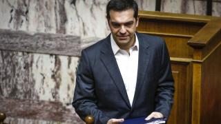 Τσίπρας: Η κυβέρνηση είναι προσηλωμένη στην άρση των αδικιών κατά των πιο αδύναμων