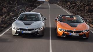 Αυτοκίνητο: H BMW ανανέωσε το i8 και πρόσθεσε και μια έκδοση Roadster