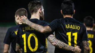 Super League: Πέρασε από τη Λιβαδειά σαν «πρωταθλήτρια» η ΑΕΚ
