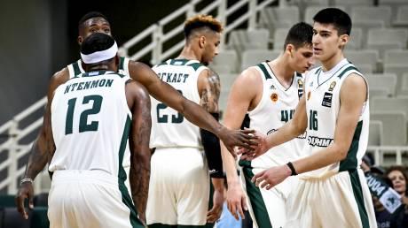 Α1 μπάσκετ: Άνετα οι «αιώνιοι», ήττα σοκ στο Λαύριο η ΑΕΚ