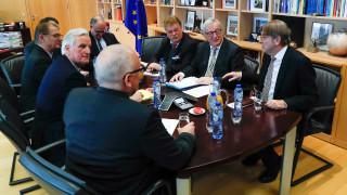 Brexit: Λονδίνο και Βρυξέλλες συμφώνησαν στα θέματα που αφορούν την Ιρλανδία